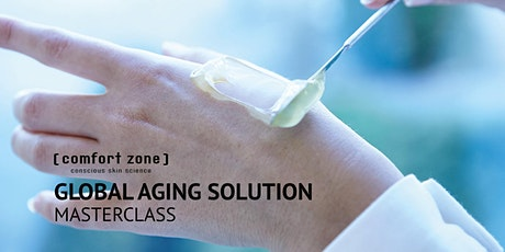 [ comfort zone ] GLOBAL AGING SOLUTION MASTERCLASS tickets