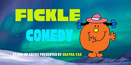 Fickle Comedy at Eastville Comedy Club -  NYC Best Comedy Shows tickets