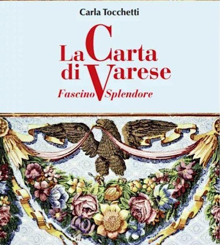 Immagine NEW La Carta di Varese, Fascino e Splendore.  A Varese, Salone Estense
