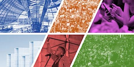 Politisches Storytelling: Archetypen und Masterplots im Superwahljahr Tickets