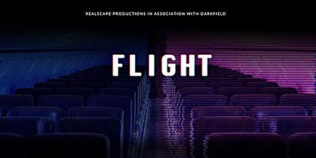 FLIGHT   The multi-sensory DARKFIELD experience tickets