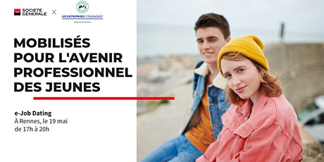 E-Job Dating Rennes et alentours : décrochez un emploi ! billets