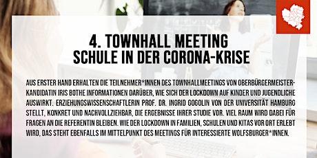 "Townhallmeeting ""Schule in der Corona-Krise"" tickets"