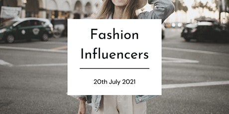 Fashion Influencers & Climate Change tickets