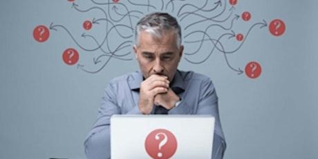 Webinar Emplea: Braintraining: Concentración en la búsqueda de empleo entradas