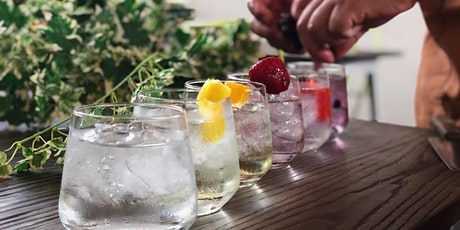 7 Sins of Gin tasting night tickets