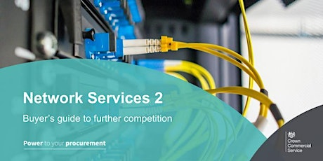 Network Services 2 - Buyer's guide to further competitions tickets