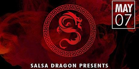 Salsa Dragon Presents SALSA Y BACHATA ~ CINCO DE MAYO CELEBRATION! tickets