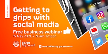 Getting to grips with social media Tickets