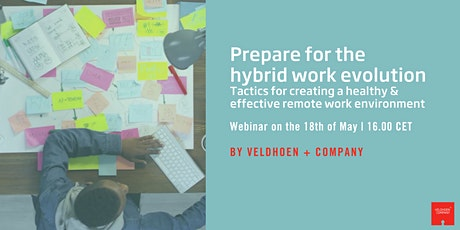 Tactics for creating a healthy & effective hybrid work environment tickets