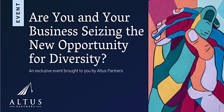 Are You and Your Business Seizing the New Opportunity for Diversity? tickets