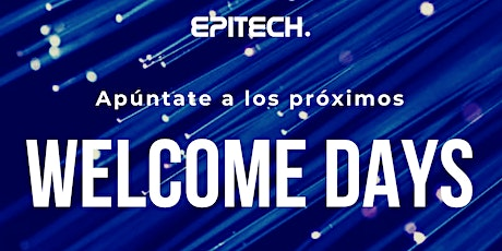 Welcome Days Epitech entradas