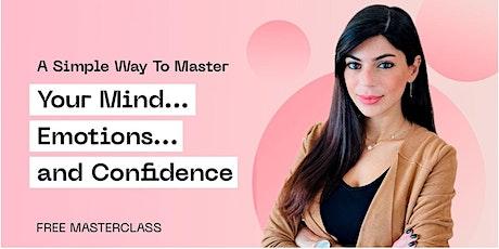 3L Formula: Master Your Mind… Emotions... And Confidence billets