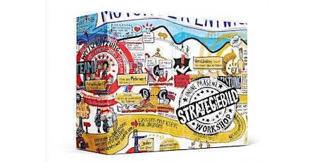 Strategiebild Workshop Tickets