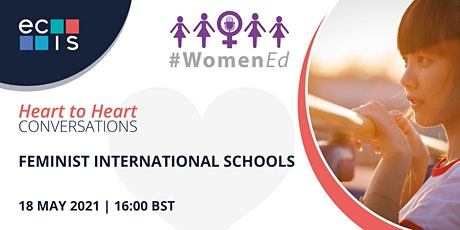 Heart-to-Heart Series - Feminist International Schools tickets