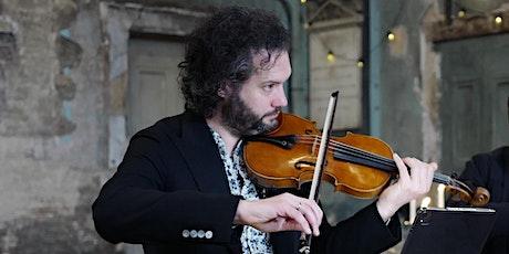 Romantic Violin tickets