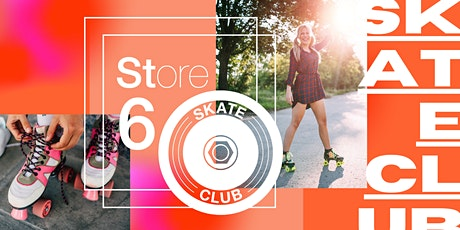Get Rolling Skate Course - 26 May OR 7 July start tickets