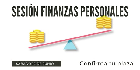 Curso: Finanzas personales boletos