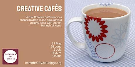 Creative Café with Hannah Vincent tickets
