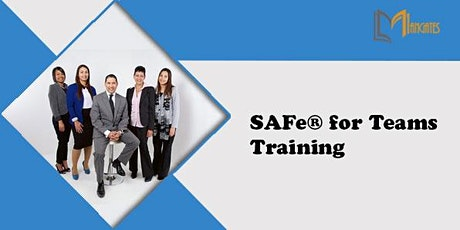 SAFe® For Teams 2 Days Virtual Live Training in Hartford, CT tickets