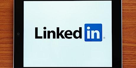 Virtual: LinkedIn tickets