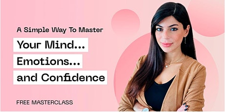 3L Formula: Master Your Mind… Emotions... And Confidence Tickets