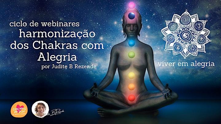 imagem Harmonização dos Chakras com Alegria - Muladhara