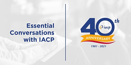 Essential Conversations with IACP tickets