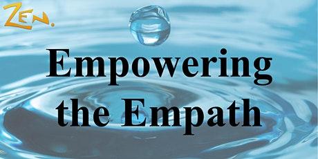 Empowering the Empath tickets