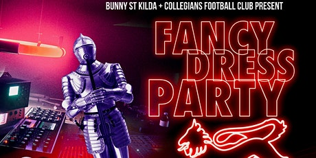 Collegians Fancy Dress Party 2021 tickets
