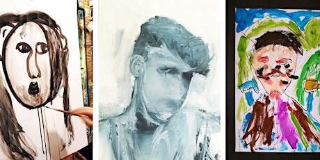 My Self – Portrait Workshops for Cruinniú na nÓg 2021 tickets