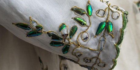 Barbara Morrison's Beetle Wing Dress: A Story of 19thC Highland Emigration tickets