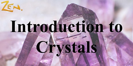 Introduction to Crystals tickets