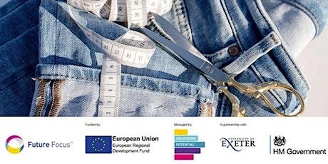 Cornwall Circular Textiles Breakfast - UofE - Bristol Textile Quarter tickets
