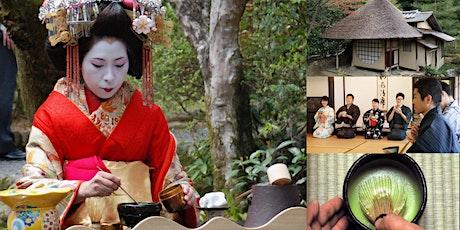 'The Art of the Japanese Tea Ceremony' Webinar w/ Urasenke Tea Masters tickets