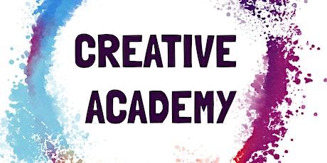 Creative Academy tickets