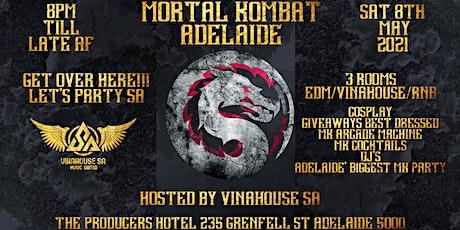 MORTAL KOMBAT ADELAIDE tickets