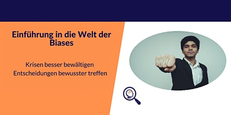 Gratis Webinar: Krisenmanagement & Entscheidungen Tickets