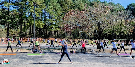 Barre3 Together at Dix Park tickets