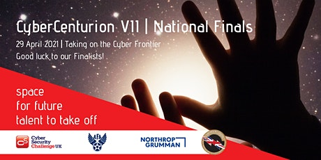 CyberCenturion VII National Finals | Competition commentary tickets