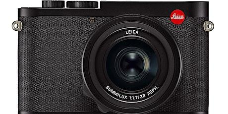 Die Leica Q2 entdecken – Bedienung und Handhabung Tickets