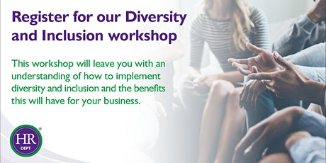 Management Essentials: Diversity & Inclusion tickets