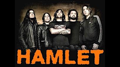 Concierto de Hamlet+ Zuruyo+ Álex Rico en Sala Babel  el 6 de Mayo entradas
