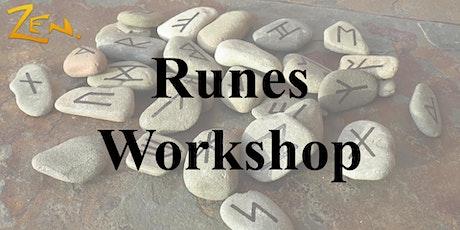 Runes Workshop tickets