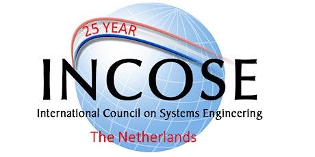 25-jarig jubileum INCOSE-NL tickets