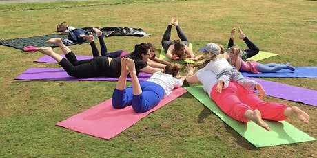 Yoga in the Park - Cwmdonkin tickets