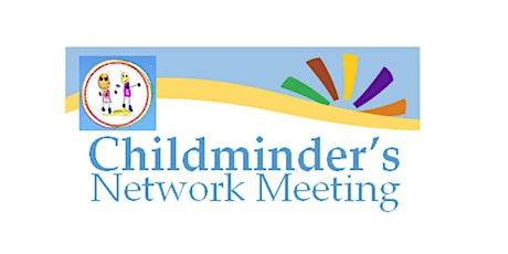 Childminder's Network Meeting tickets