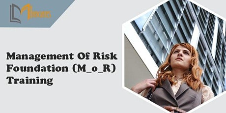 Management of Risk Foundation (M_o_R)  2 Days Training in Ann Arbor, MI tickets