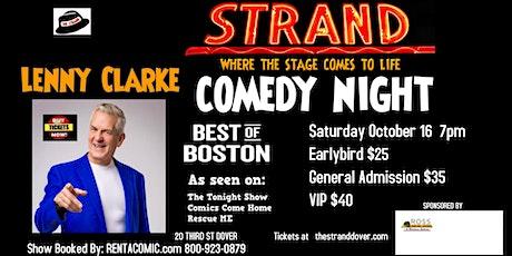 Comedy Night with Lenny Clarke tickets