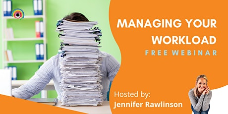 Webinar: Managing your Workload tickets